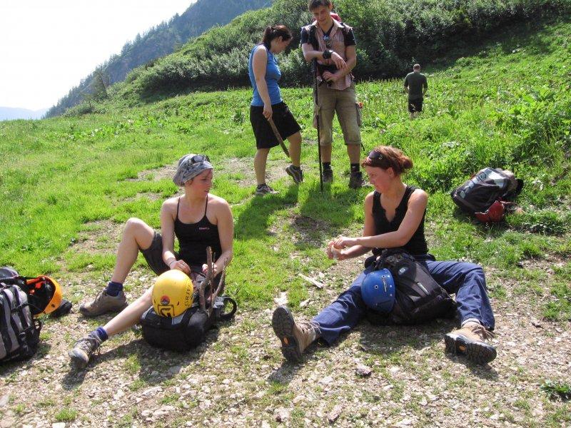 Klettersteig Rakousko : Fitvision