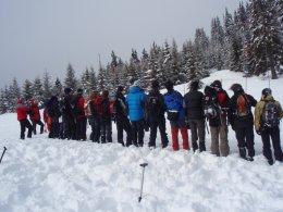 Avalanch camp / Roháče